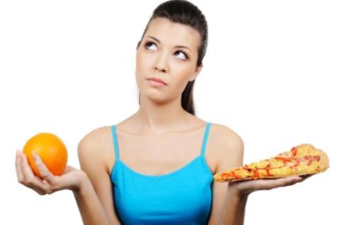 recortar calorías