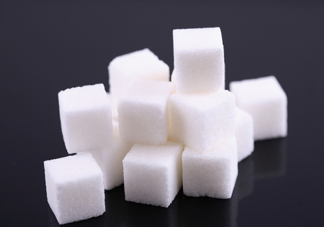 azúcar de las comidas
